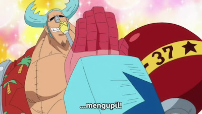 One Piece 583 [Subtitle Indonesia]